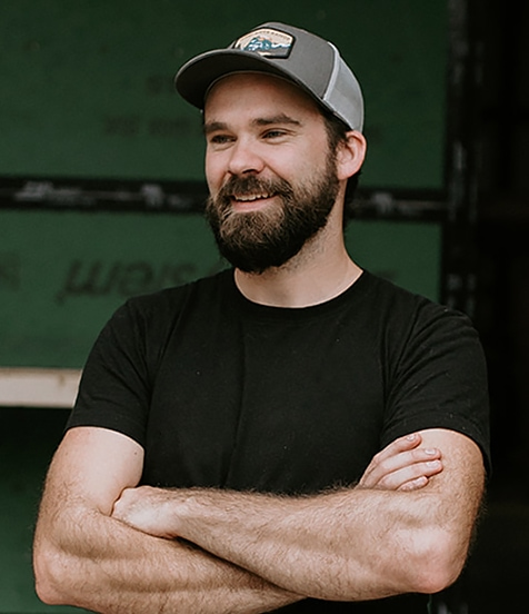 The Team- Travis Pyke - Wind River Tiny Homes