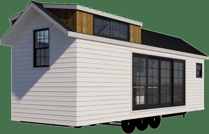 Wind River Tiny Homes– Pingora