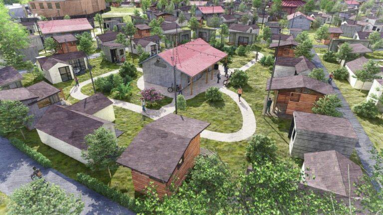 SLC Tiny Homes for the Homeless