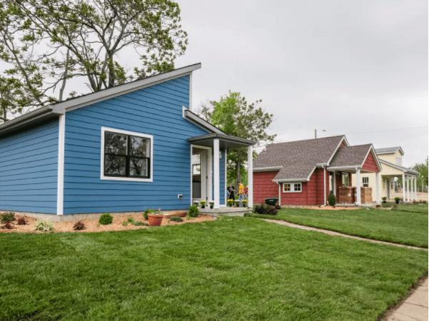CASS Community Tiny Homes, Detroit, MI