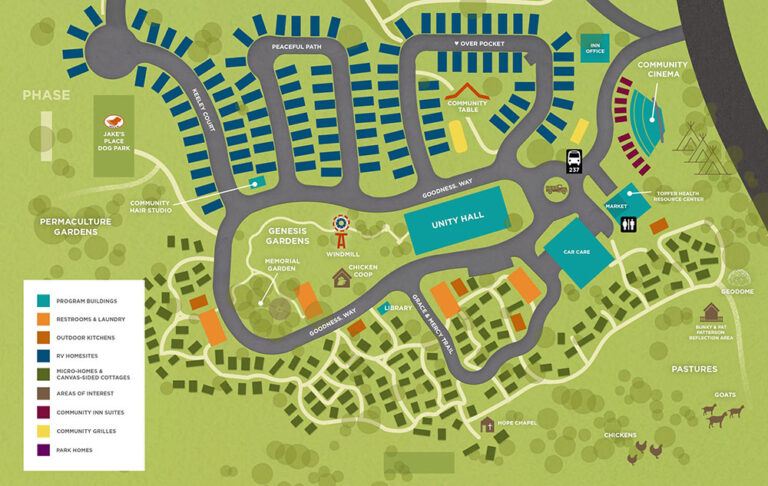 Community First Village, Phase 1